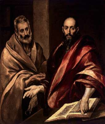 Saints Peter and Paul (The State Hermitage Museum)